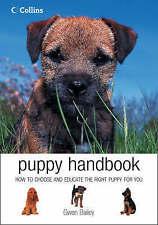 Collins Puppy Handbook by Gwen Bailey (Paperback, 2002)