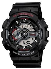 Casio G Shock * GA110-1A Anadigi XL Red Matte Black Gshock Watch COD PayPal