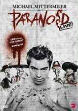 "MICHAEL MITTERMEIER ""PARANOID"" DVD NEUWARE!"