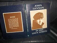 THE BEATLES IN HIS OWN WRITE! JOHN LENNON'S FIRST BOOK ORIGINAL JUNE 1964 ACE !