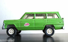 Rare Vintage Retro Large Metal TONKA Toronto Canada JEEP Station Wagon Truck car