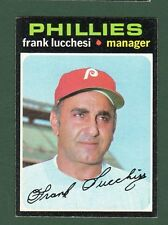 1971 TOPPS BB #119 FRANK LUCCHESI/PHILLIES EX/MT
