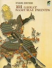 Dover Fine Art, History of Art: 101 Great Samurai Prints by Utagawa Kuniyoshi...