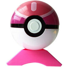 Pokemon 7cm Pokeball love ball Pop-up Cartoon Toy&Tripod Set Kids Gift Xmas