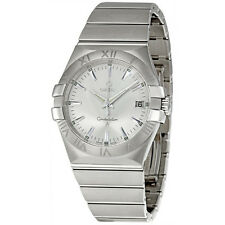 Omega Constellation Quartz 35mm Mens Watch 123.10.35.60.02.001