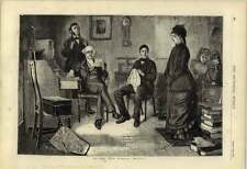 1877 Appearing Before The School Board