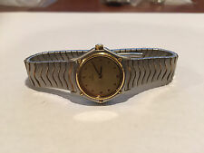 Ebel Women's Classic Wave Mini 18K Gold Quartz 23MM  Watch 1057901