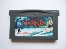 Vintage Video Game Boy Advance The Cronicles of Narnia