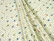 Lecien Fabrics American Country 31351-10 Font Quilt fabric 0.5m