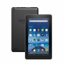 """NEW Amazon Fire Tablet 7"""" Black 16 GB Wi-Fi Special offers (Latest Model)"""