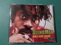 Beenie Man 'Girls Dem Sugar' featuring Mya CD Rare Promotional Copy (2001)