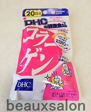DHC collagen Supplement, 20days (120 tablets), 2017-06, Japan, Anti-Aging