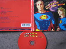 CD Supermayer ‎– Save The World --- Electronic Techno Superpitcher Michael Mayer