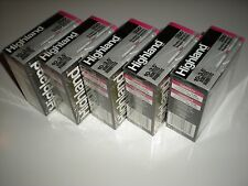 5-lot 3.5 in. DSDD formatted floppy disks. Double sided double density DD new
