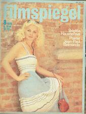 FILMSPIEGEL  8/1978 BRIGITTA HAUSNEROVA (FS 582)