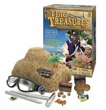 I dig Treasures The curse of Pirate Island Toy Pretend play ages 6+