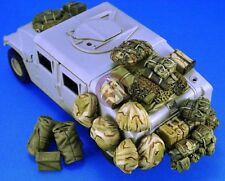 "Legend 1/35 HMMWV ""Humvee"" Hummer Stowage and Accessories Set [Resin] LF1114"