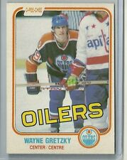 1981-82 O-Pee-Chee Hockey Wayne Gretzky Card # 106 NrMt Condition