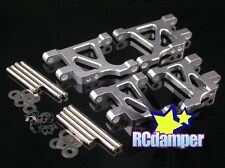 ALUMINUM FRONT & REAR LOWER ARM S TAMIYA 1/10 TL01 TL-01 GF01 GF-01 FF02 ALLOY