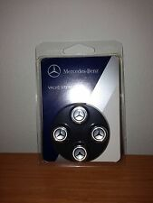 Genuine Mercedes-Benz valve stem Caps FREE SHIPPING