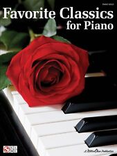 Favorite Classics for Piano Sheet Music Piano Collection Book NEW 002501122