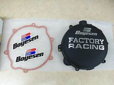 BOYESEN BLACK FACTORY RACING ENGINE CLUTCH COVER KTM 250SX 250XC 250 XC SX 03-09