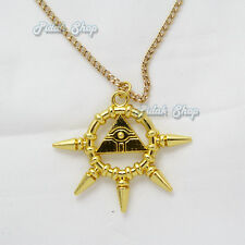 yu gi oh amulet comando comand collana necklace duel monster haslektte cosplay 1