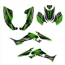 TRX300EX Graphics kit for Honda TRX 300 EX decals 2007 - 2013 #3333 Green