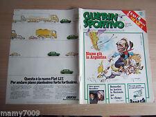 GUERIN SPORTIVO=N.24 1977 ANNO LXV=ITALIA=EUGENIO FINARDI=AL STEWART=NOVELLINO