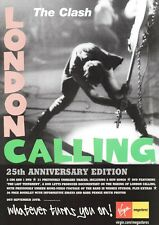 The Clash - London Calling - A4 Photo Print