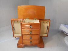 Jewellery Box , Miniature Chest of Drawers