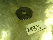 2014 Honda CBF125 CBF 125 Motor Rueda dentada del árbol de levas cam gear * Free UK Post * M33