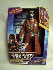 MARVEL GUARDIANS OF THE GALAXY BATTLE FX STAR-LORD 12 INCH SOUNDS LIGHTS MUSIC