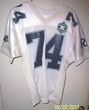 Julian Duncan (Rice Owls) 1995 #74 Game Used/Worn Swc Jersey