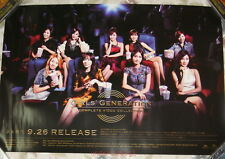 GIRLS' GENERATION COMPLETE VIDEO COLLECTION Taiwan Promo  Poster (SNSD)