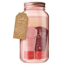 Zoella Spa In A Jar | Shower Glaze & Body Cream Spicy Gingerbread & Warm Vanilla