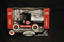 Gearbox Toy - 1/24 - 1912 Texaco Ford Oil Tanker - Diecast Coin Bank - Mint NIB