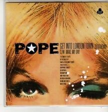 (AS307) Pope, Get Into London Town - DJ CD