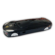Stylish Black Mini Nano Car Shape Mobile Phone Dual Sim Geotel