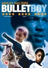 Bullet Boy DVD Ashley Walters Luke Fraser New and Sealed Original UK Release R2