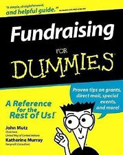 Fundraising for Dummies by Katherine Nelson, John Mutz and Katherine Murray (200