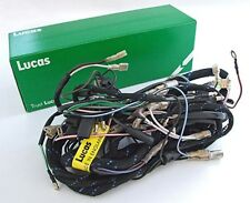 N4 - Genuine Lucas Main Wiring Harness - Norton - ES2, Model 50 - WW19151C