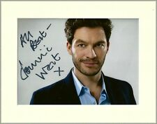 DOMINIC WEST THE WIRE PP 8x10 MOUNTED SIGNED AUTOGRAPH PHOTO