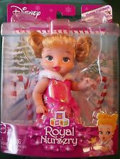 New Disney Princess Royal Nursery Aurora Sleeping Beauty Doll