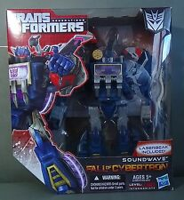 Transformers Generations Fall of Cybertron FOC Voyager Soundwave In Box