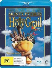 Monty Python And The Holy Grail (Blu-ray) Like New - Graham Chapman, John Cleese