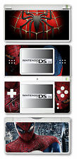Spiderman Vinyl Skin Sticker for Nintendo DS Lite