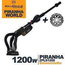 Zollernalb Piranha ZPLS1200 LANG Betonfräse Sanierungsfräse Fräse Betonschleifer