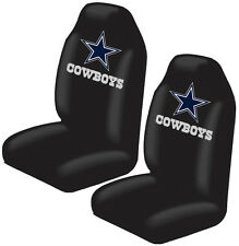 2pc Dallas Cowboys High Back Seat Covers