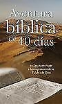AVENTURA BÍBLICA DE 40 DÍAS (Spanish Edition), Hudson, Christopher D., New
